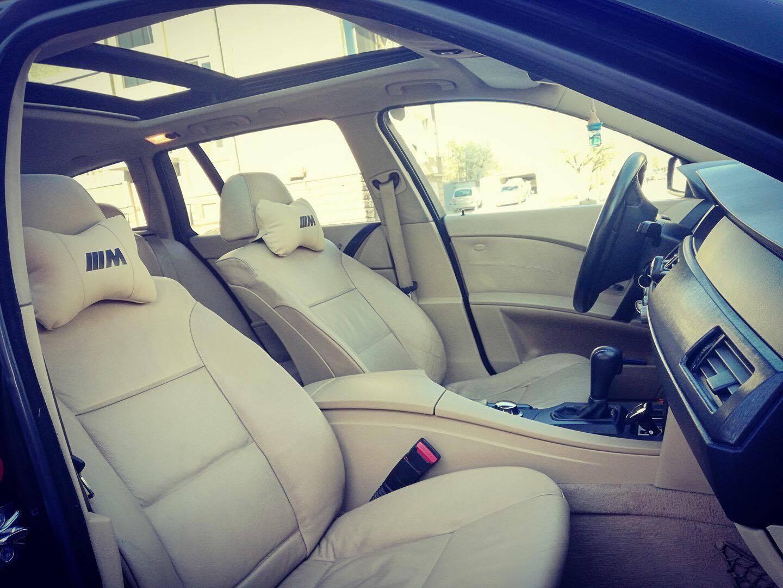 BMW-светло бежови